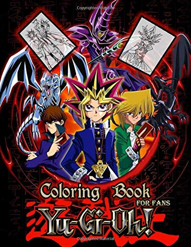 Coloring Pages Yu-Gi-Oh GIFs - PngGif   500x387