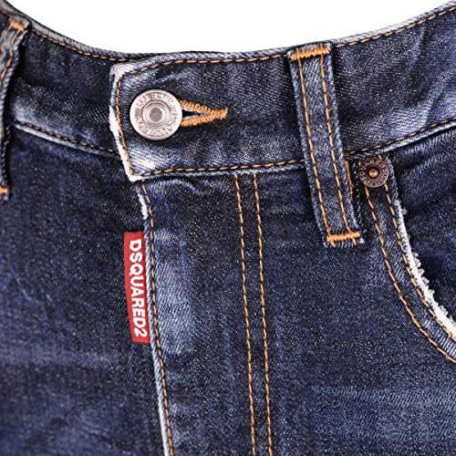 34 IT38 Jean Twiggy S75LB0006 Jeans Dsquared2 AqxZwn0gTn