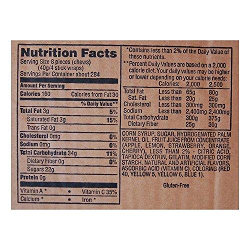 Starburst Fruit Chews Fun Size 25 lb bulk by Starburst (Image #2)