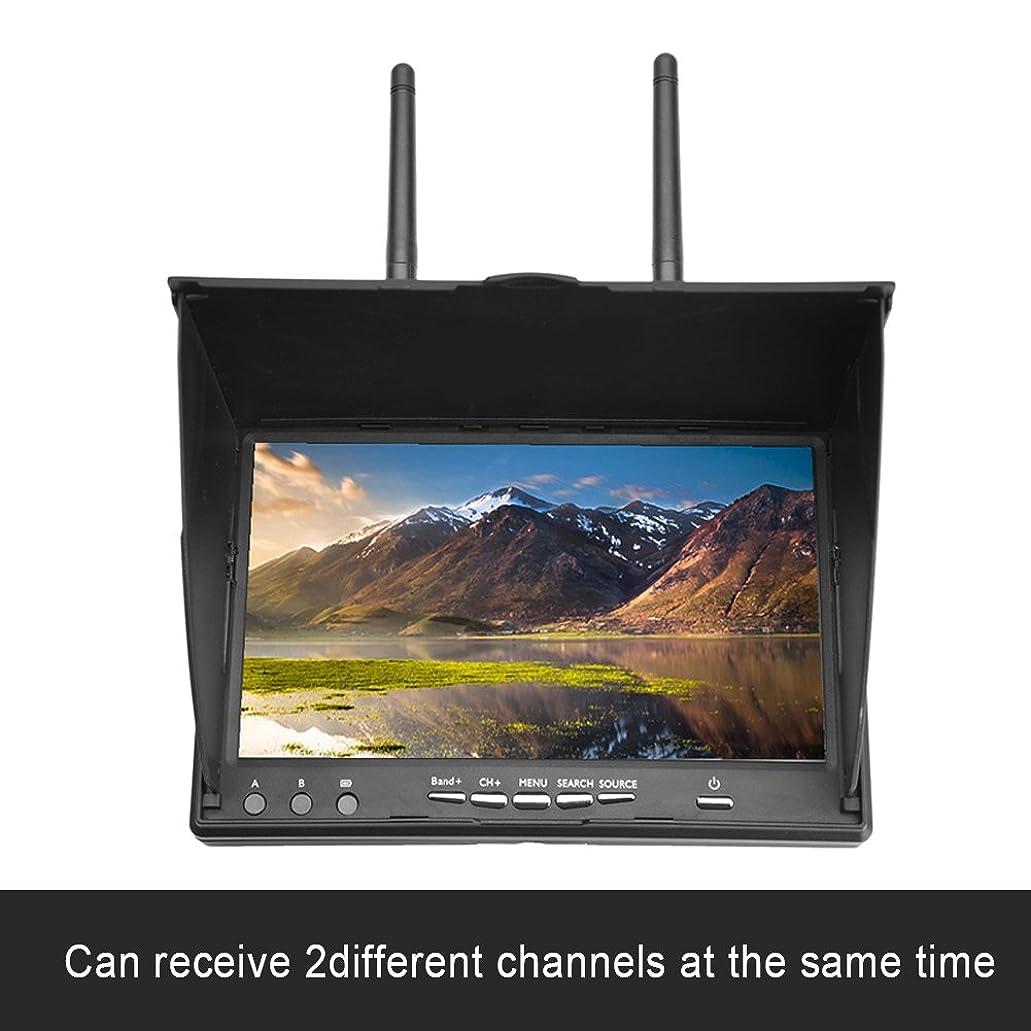 ドラッグ脳壮大な10.1インチDVDプレーヤー内蔵ヘッドレストモニター モニター リアモニター スマホ対応 USB対応 SDカード対応 HA103D