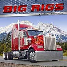 Big Rigs 2019 Calendar