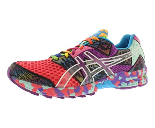 size 40 ef97b 83528 ... Orange Purple Asics Gel Noosa Tri 8 Punch Grape Purple MultiColor Women  Running Shoes T356Q 3636 Size 7.5 ...