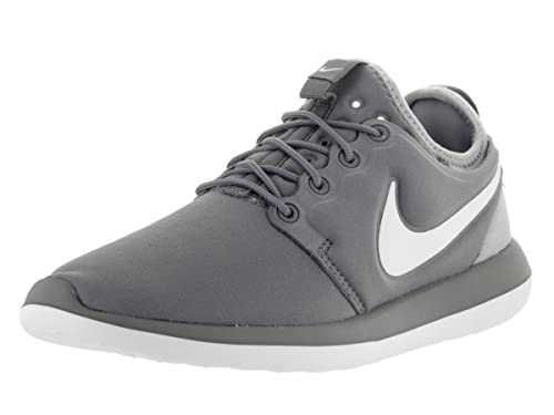newest 6df46 eeffd Nike Kids Roshe Two GS Running Shoe Cool Grey White Wolf Grey 7 M US Big  Kid  Buy Online at Low Prices in India - Amazon.in