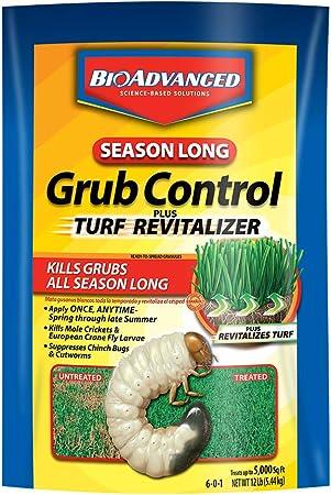 Amazon Com Bioadvanced 700715m Season Long Grub Control Plus