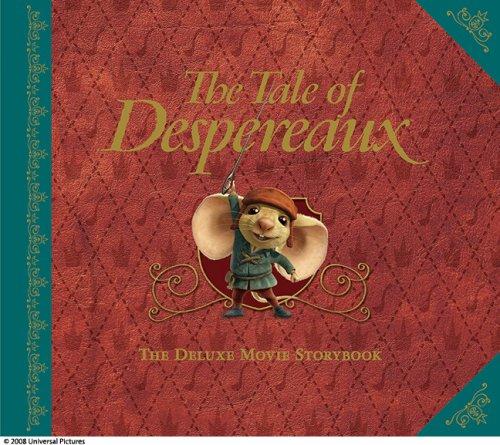 Tale Despereaux Movie Tie Storybook