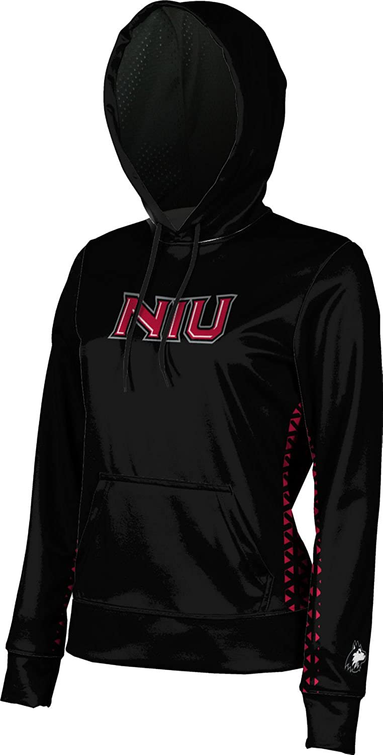 ProSphere Northern Illinois University Girls Pullover Hoodie Geo School Spirit Sweatshirt