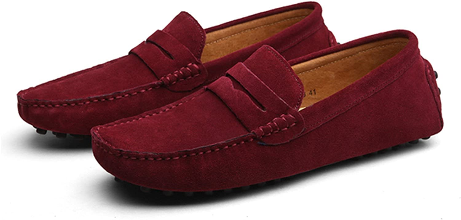 Better Annie Men Casual Shoes Men Shoes Leather Men Loafers Moccasins Slip On Mens Flats Loafers Male Shoes