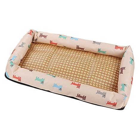 Wicemoon - Alfombrilla de refrigeración para mascotas, refrigeración para caseta o cama de refrigeración para