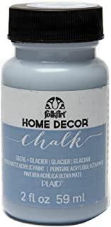 product image for FolkArt 36316 Home Decor Chalk Furniture & Craft Paint in Assorted Colors, 2 ounce, Glacier