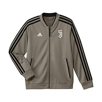 adidas Veste Entraînement Juventus Beige Junior  Amazon.fr  Sports ... 65508151ee48