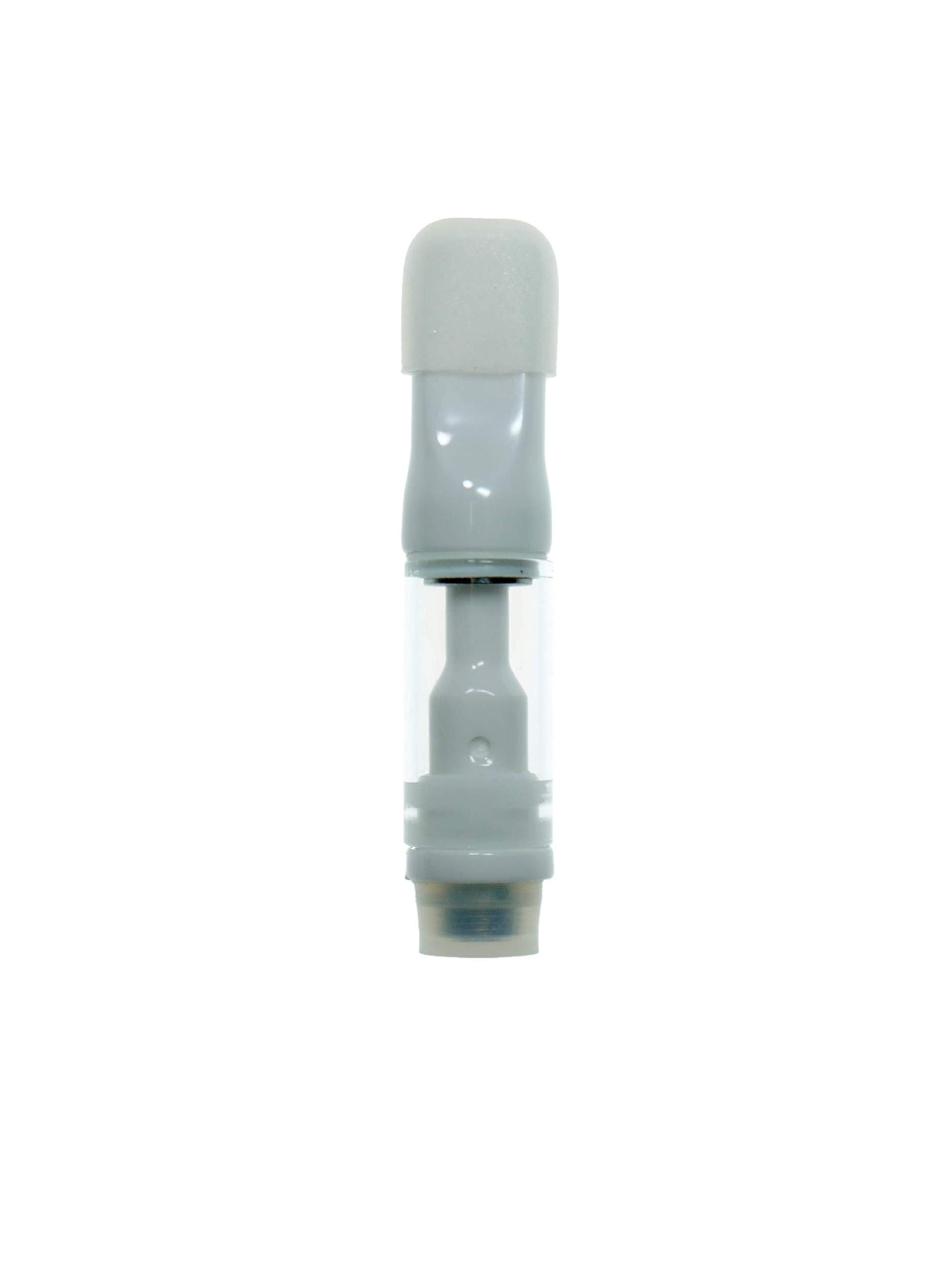 SC6 Eco Cartridge 0.5ml White Ceramic (100 Units) by YGreen