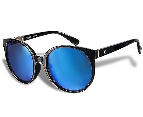 ASPEN Fashion Women s Sunglasses by Flux  Polarized Sunglasses for Women  with UVA UVB Sun 87f9bd7684a5