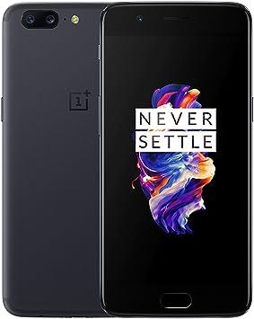 OnePlus 5 Smartphone 64GB Gris (Slate Gray) A5000 [versión de la ...