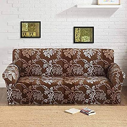 Cojines Sofa Online.Buy Kitchy Vintage Sofa Cover Elastic Spandex Polyester