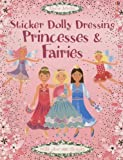 : Sticker Dolly Dressing Princesses and Fairies