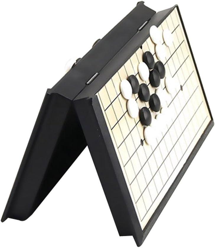 Sharplace Juguetes Magnéticos Gomoku Five-en-uno Juegos de Mesa Divertido Puzzle: Amazon.es: Juguetes y juegos