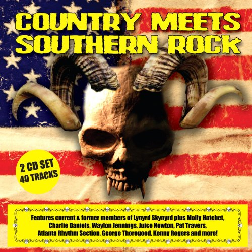 Country Meets Southern Various Artists