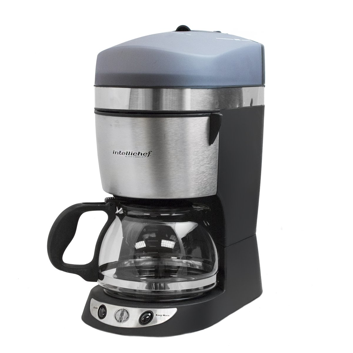 Amazon.com: 10 Cup High Speed Intellichef Coffee Maker by Cook Essentials:  Drip Coffeemakers: Kitchen & Dining