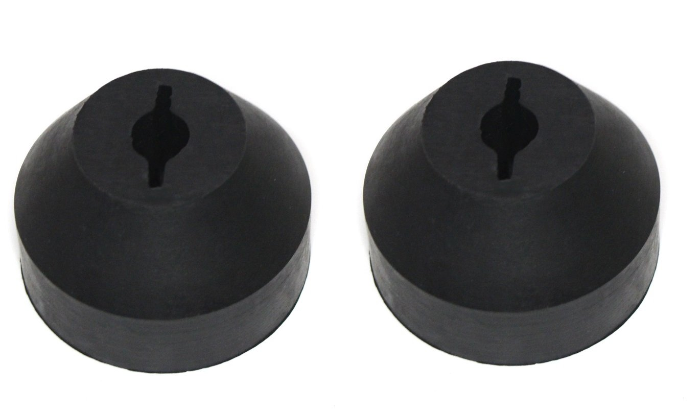 2-Pack Winch Stopper Line Saver Synthetic Or Cable Rope 4x4 Atv Jeep ORV JSP Manufacturing BU-Winch-2PK