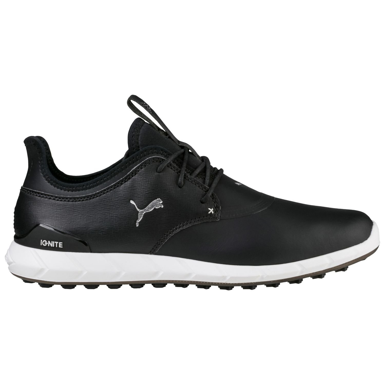 PUMA Golf Men's Ignite Spikeless Pro Golf Shoe B075X4LDRH 9 D(M) US|Puma Black/Puma Silver