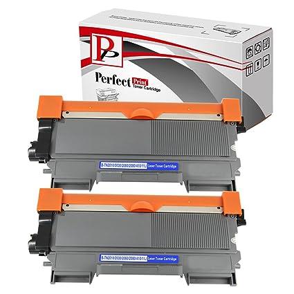 Perfect Print TN2010 - Cartucho de tóner láser para impresora ...