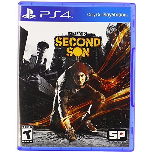 inFAMOUS: Second Son Standard Edition (PlayStation 4) (And Erwin Sons)