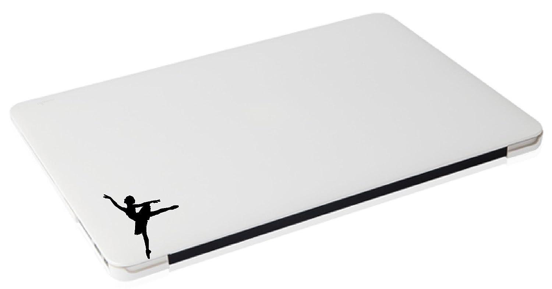 格安人気 Laptop MAC Laptop - MAC Ballerina apple macbook cute funny matte decal - matte black skins stickers by Epic Designs B00J9OZ9M2, 高城町:7330c4b8 --- a0267596.xsph.ru