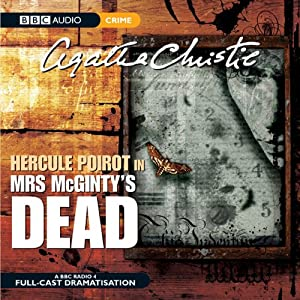 Mrs McGinty's Dead (Dramatised) Radio/TV Program