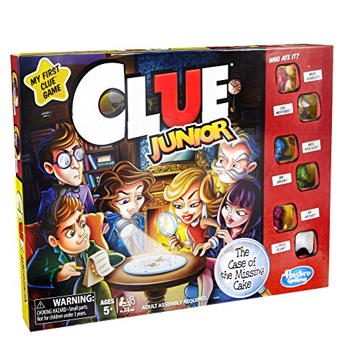Clue Junior Game Buy Online In Uae Toys And Games