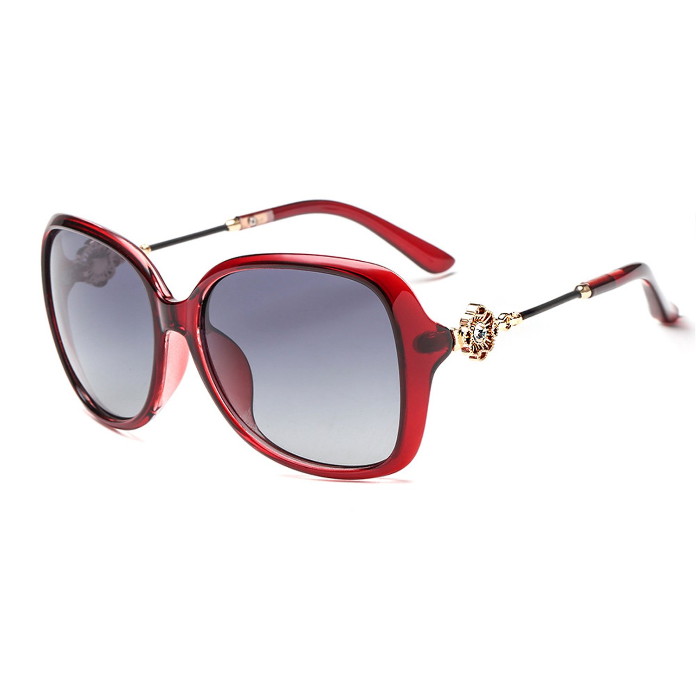 HALORI Polarized Overglasses, Gafas de Montura Grande, Gafas ...