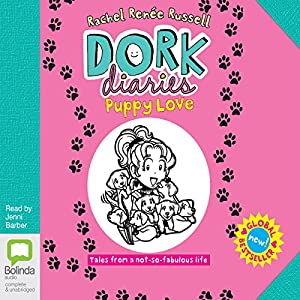Puppy Love: Dork Diaries, Book 10 Audiobook