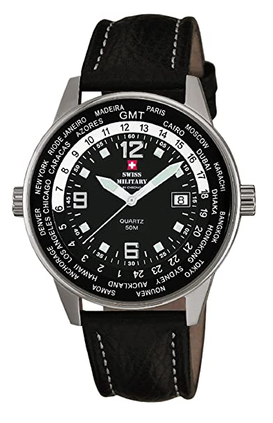 Relojes Hombre SWISS MILITARY Swiss Military 20021ST-1L: Swiss Military: Amazon.es: Relojes