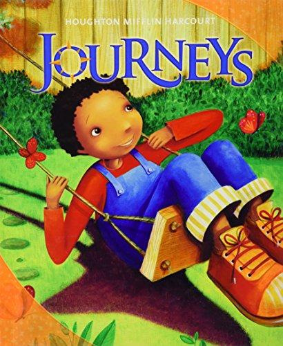 Journeys: Level 2.1, Student Edition (Journeys Common Core Grade 5 Readers Notebook)