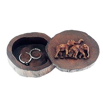Elefant Deko Holz Box – designster indischen Vintage Jewelry Box ...