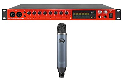 Amazon.com: Focusrite Clarett 8 Pre USB Interfaz de ...