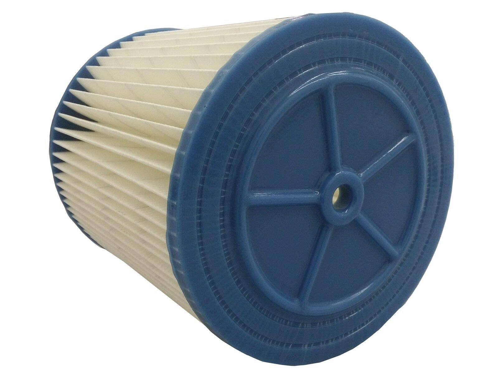Vacuum Filter for Shop Vac/Craftsman 17816, 9-17816 Replacement Wet Dry 3-Pack