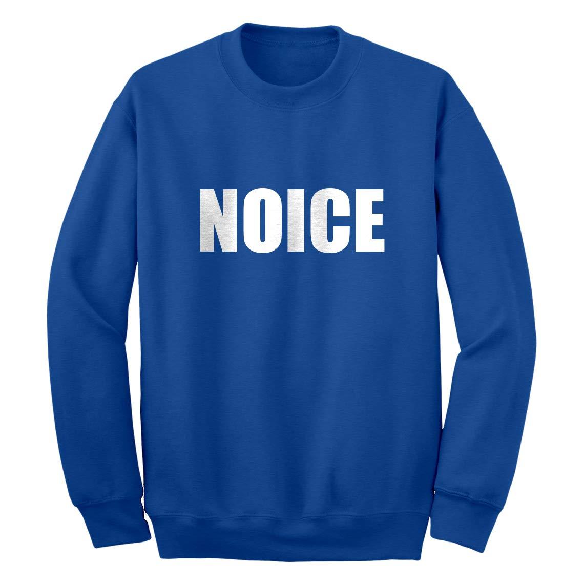 Indica Plateau NOICE Unisex Adult Sweatshirt