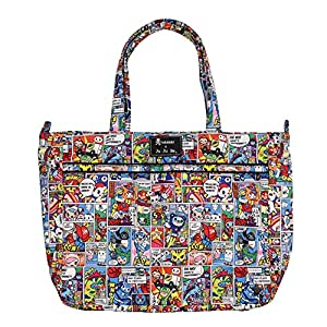 Tokidoki x Ju-Ju-Be Super Toki Super Be Bag from Ju-Ju-Be