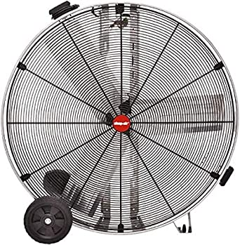 Shop-Air 1184400 Blower Fans & Coolers, Drum Fan, Blade Size