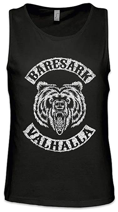 Urban Backwoods Baresark II Hombre Camiseta Sin Mangas Men Tank ...