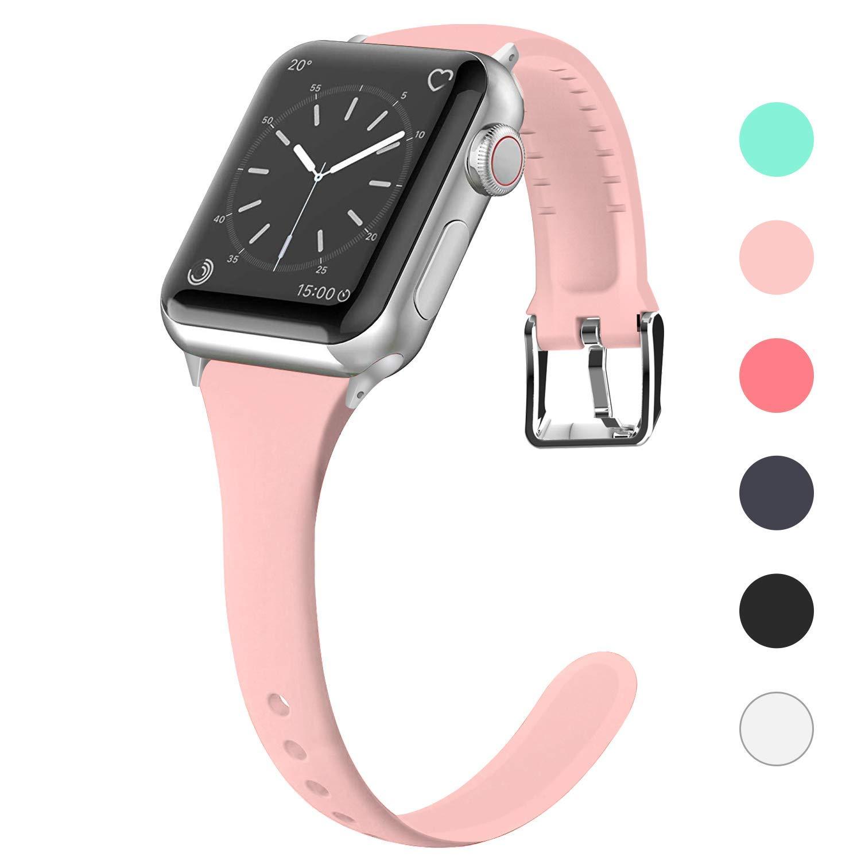 Malla Silicona para Apple Watch (42/44mm) LWSENGME [HR9N8P1]