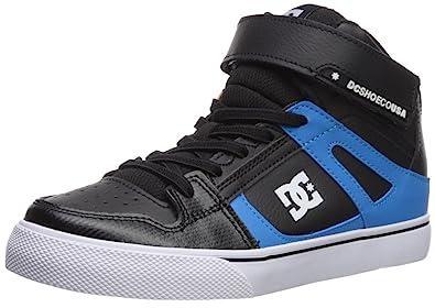 66eeb25465 DC Kids' Pure High-top Se Ev Skate Shoe