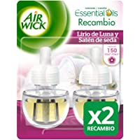 Air Wick Ambientador eléctrico recambio Duplo Lirio