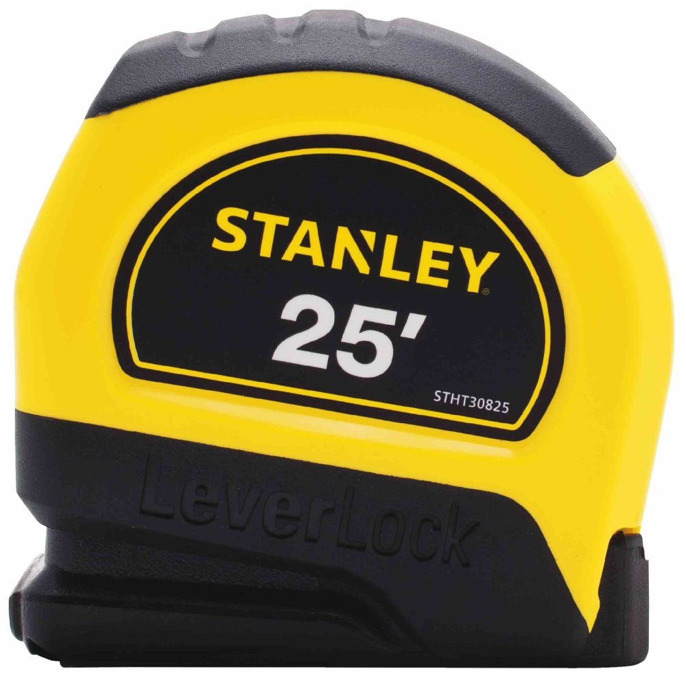 Stanley Hand Tools STHT30825 25' LeverLock® Tape Measure by Stanley