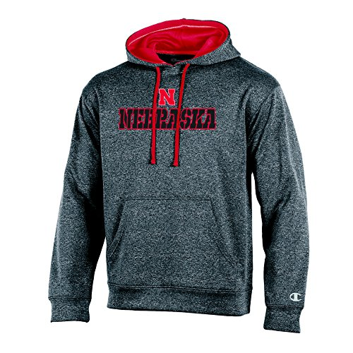 skers Adult Men Pullover Hood with Contra, XX-Large, Anthracite ()