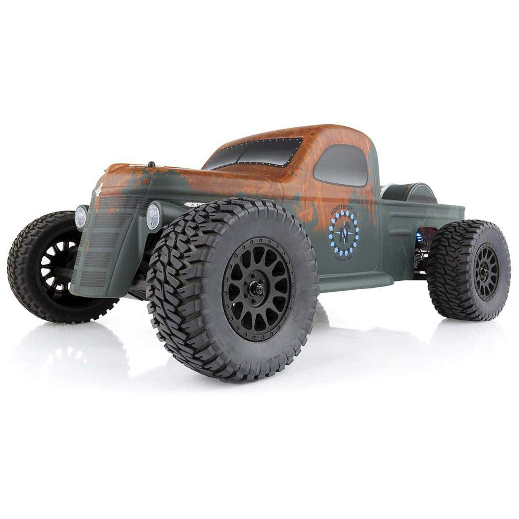 Team Associated 70019 Trophy Rat Short Course Truck, Brushless, Ready to Run, 1/10 Scale, 2WD