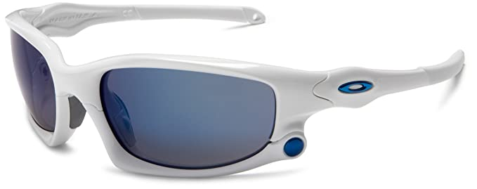 oakley split jacket  Amazon.com: Oakley Men\u0027s Split Jacket Iridium Sport Sunglasses ...