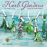 Herb Gardens 2017 Wall Calendar: Recipes & Herbal Folklore