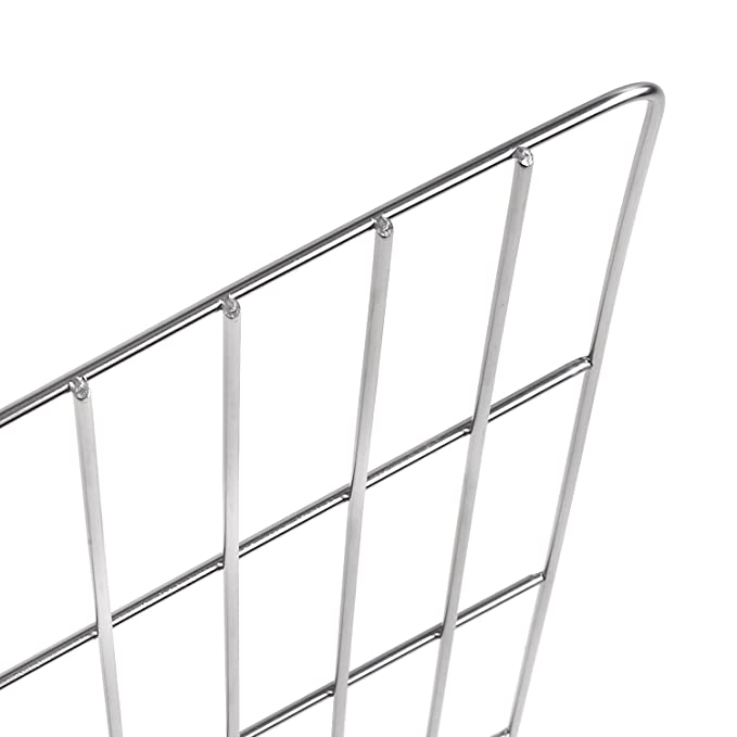 BrilliantDay Large BBQ Grill Shelf Oven Cooker Rack Grill Cooking Tray Shelf,Stainless Steel-47.5cm*25cm