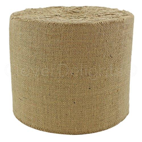 Wrap Burlap Tree (CleverDelights 9